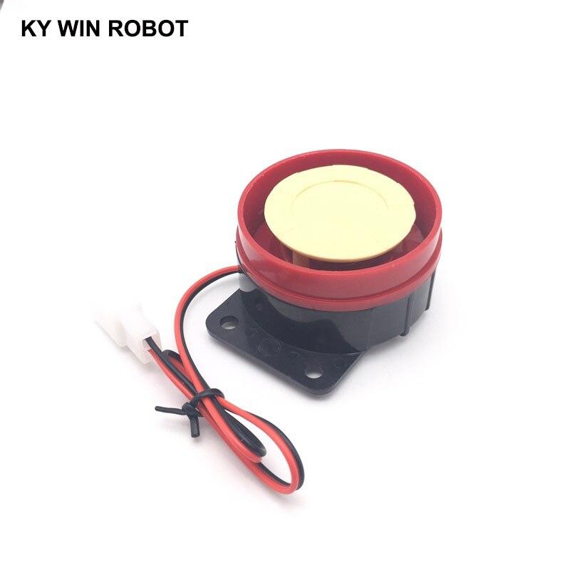 Фото - Пассивный зуммер с высоким децибел, SFN-55, противоугонное устройство переменного тока для Arduino Diy электромобиль противоугонное устройство