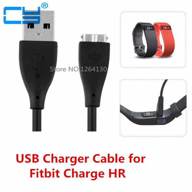 Cable de datos USB de 0,3 M para Fitbit HR Cable de...