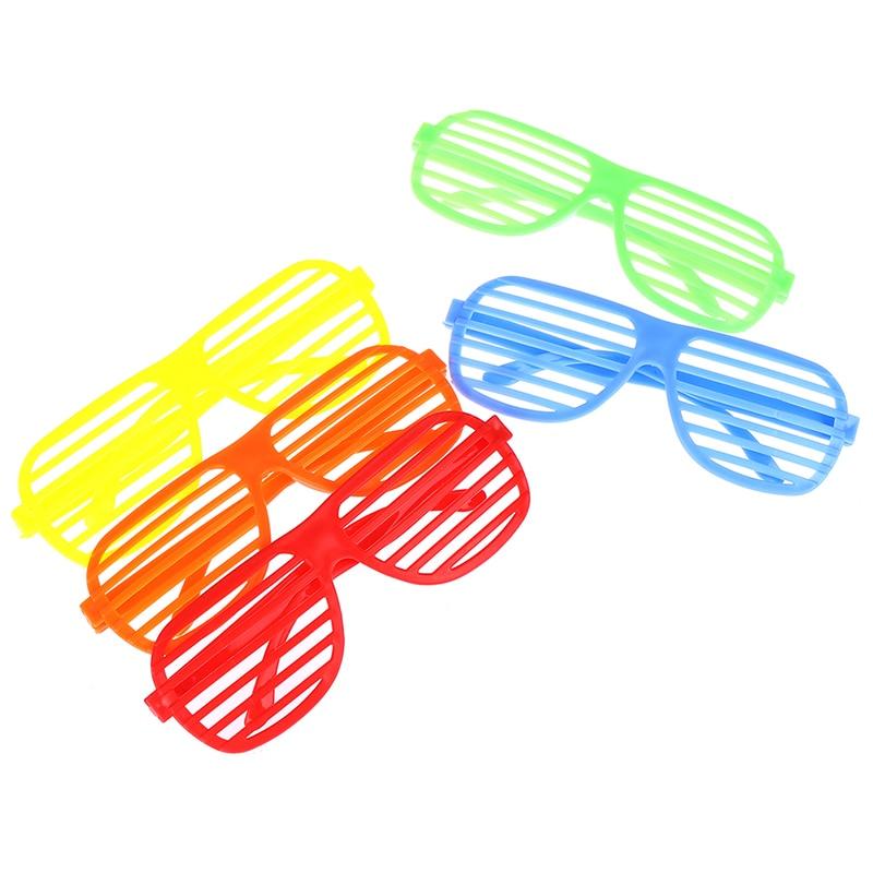 Fiesta caliente, divertidas, a la moda, gafas con obturador para disfraz, Festival, danza, espectáculos, decoración, gafas de sol, gafas de sol para Club
