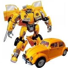 BMB Wei jiang Neueste Transformation SS Film Roboter Auto Spielzeug Anime Action-figuren Dinosaurier Modell Verformung Spielzeug kinder junge geschenk