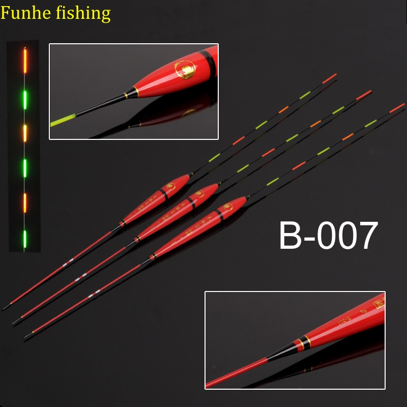 Fishing Floats Luminous Floats Night Light Fishing Buoys Nano Plastic Material Bobber Elecrtric Fishing Tackle Accessories
