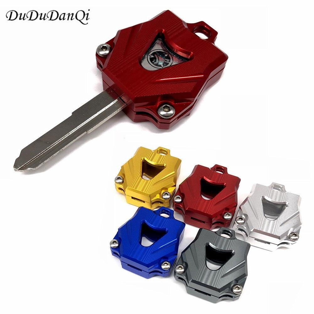 Для YAMAHA YZF R125 R15 R25 R3 R1 R1M R6 XT1200ZE FZ6 FZ6R FZ8 FJ09 набор ключей Алюминиевое Крепление ключа мотоцикла все годы