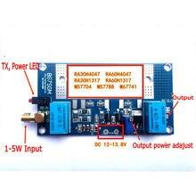 Radio Power wzmacniacz planszowa dla RA30H4047M RA60H4047M Mitsubishi domofon szynki