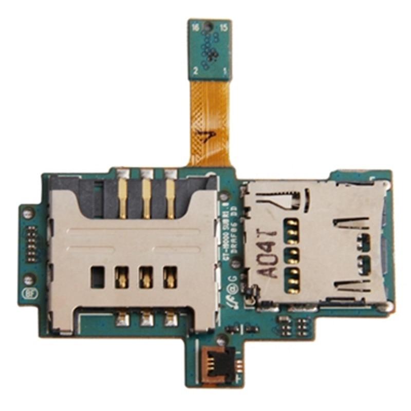 Cable flexible de tarjeta de teléfono móvil para Galaxy S/i9000