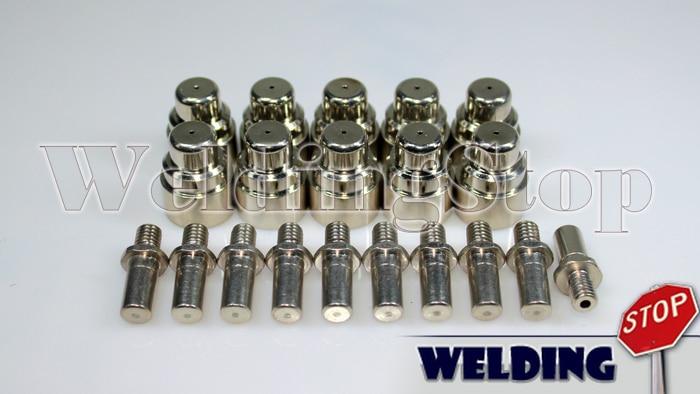 BINZEL PSB31/131 plasma cutter consumables nozzles1.2mm_electrodes 20pcs