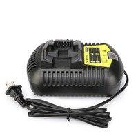 12V MAX and 20-Volt MAX Li-Ion Battery Charger for Dewalt DCB101DCB105DCB107DCB112DCB115100-240V with EU plug