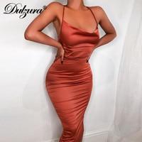 Облегающее платье со шнуровкой на спине Посмотреть