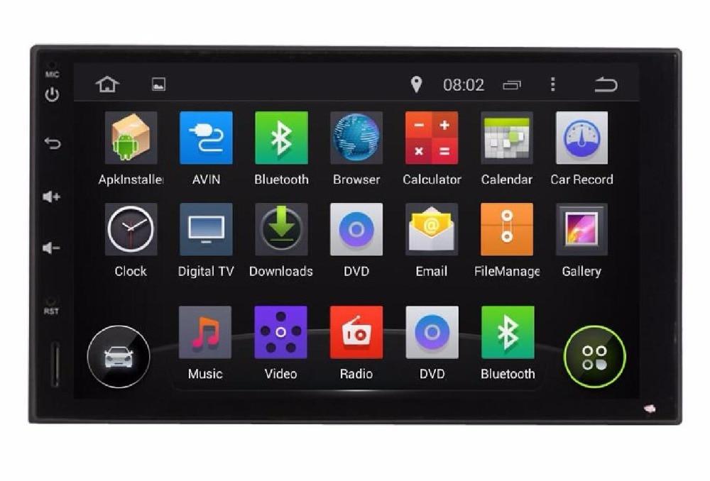 1024*600 7 pulgadas Quad Core Android 9.0.1 Fit NISSAN QASHQAI 130 TIIDA soleado... paladín fronterizos coche reproductor de DVD GPS TV 3G Radio DVD