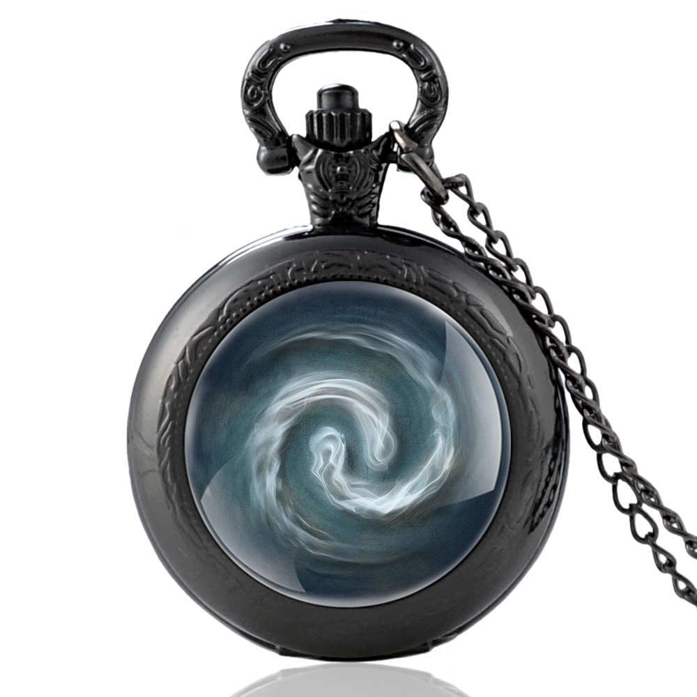 FAITHEASY, Alchemist Fullmetal, reloj de bolsillo, diseño de Anime Edward Elric, collar con cadena, regalo de Navidad para niños