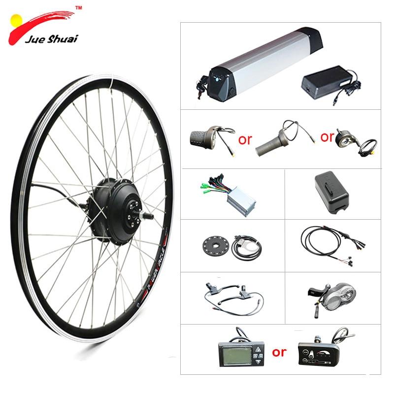 36V 250W-500W eléctrico Kit de Bicicleta 20