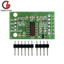 5Pcs HX711 Wiegen Sensor Dual-Kanal 24 Bit Präzision A/D Bord Druck Sensor Modul DIY Kit