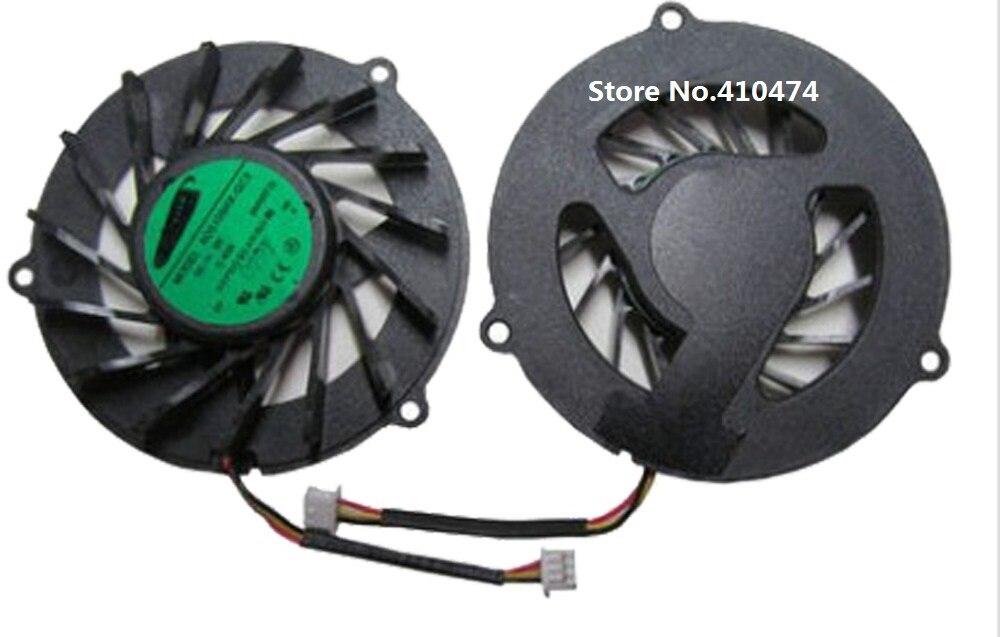 SSEA-ventilador de Nueva CPU para ordenador portátil Acer Aspire 5737Z 5732, AD5105HX-GC3,...