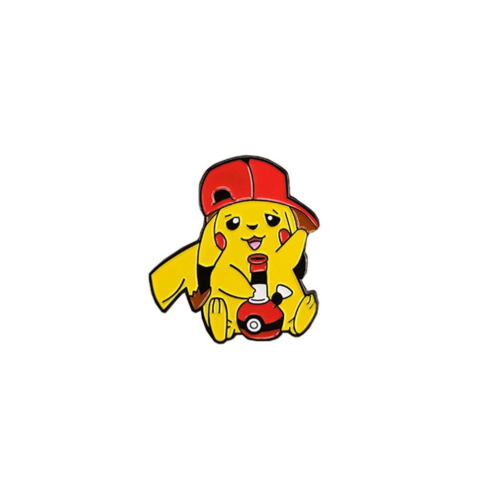 Pokemon Pin Bagde