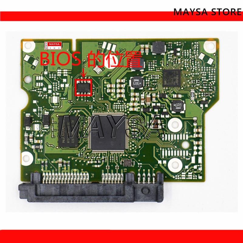HDD PCB ST2000DM001... ST500DM002... ST1000DM003... ST3000DM001... ST2000VX000... ST2000VS000 100717520 REV B