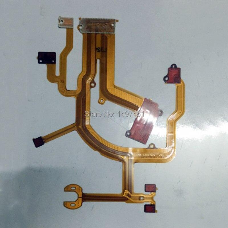 Peças de Reparo Flexíveis do Cabo Fpc do Controle Principal da Lente dos Pc1305 para Canon Powershot Pc1305 Pc1428 Pc1564 Câmera Digital 2 G10 G11 G12
