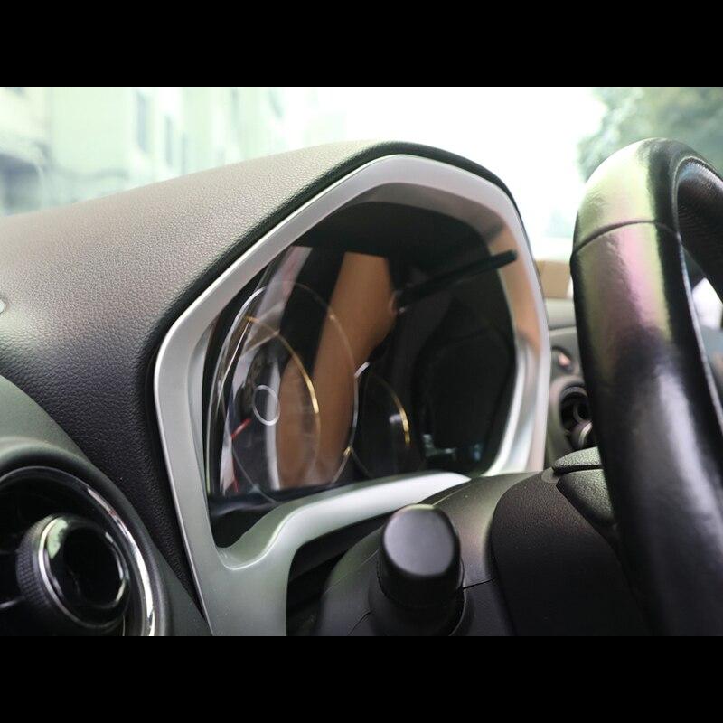 Para Honda HR-V HRV VEZEL 2014, 2015, 2016, 2017, 2018 ABS mate de Panel recorte cubierta estilo de coche accesorios 1 piezas