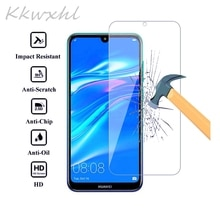 Tempered Glass for Huawei Y7 2019 Screen Protector 2.5D 9H on the Phone Film Protective Safety Glass