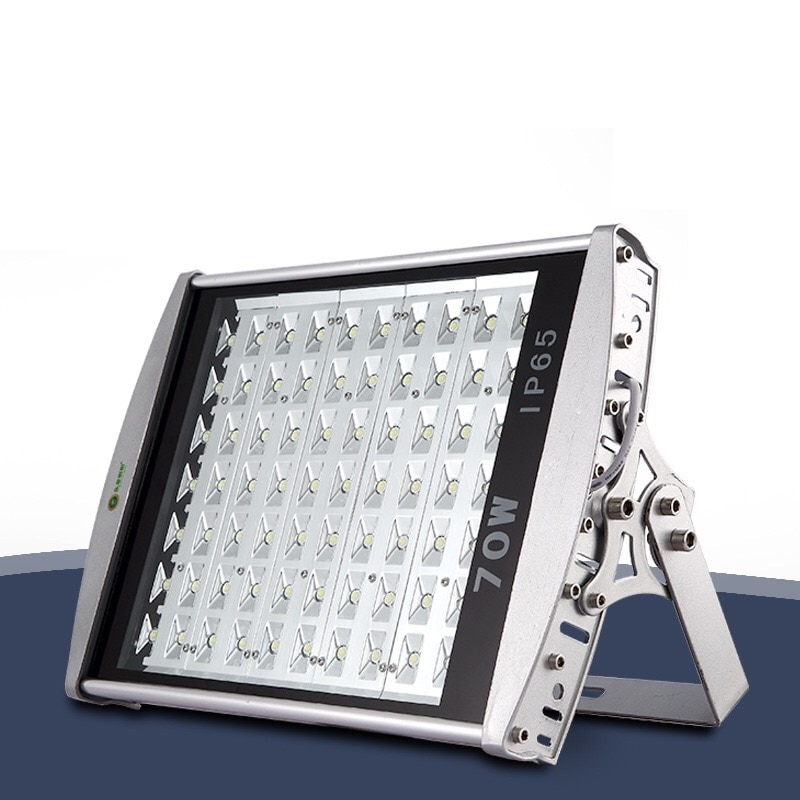 HAWBOIRRY LED flood light outdoor wall spotlight floodlight AC 220V 240V waterproof IP65 professional lighting wall lamp