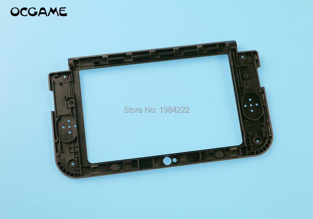 OCGAME 8 قطعة/الوحدة عالية الجودة استبدال أجزاء أعلى قذيفة العليا ل جديد 3DS XL جديد 3dsxl
