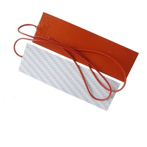 JSEX 400x250mm 800w @ 120v w/NTC 100K termistor adhesivo 3M de silicona trasera calentador de 3D calentador de impresora de calor cama