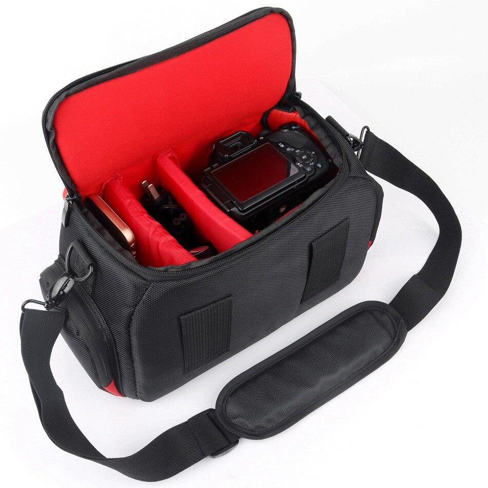 Funda impermeable para cámara Nikon Canon 750D 77D 7D Sony alpha A7...