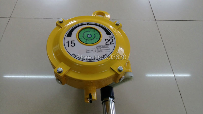 Guarantee 100% New  PHQ-22 (15-22KGS) Spring Balancer Hanging for steel strapping tool