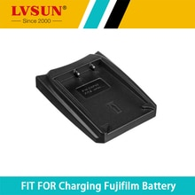 LVSUN NP-95 NP95 NP 95 adaptateur de batterie Rechargeable pour Fujifilm Fuji F30 3D W1 X-S1 X100 A12 chargeur de Batteries