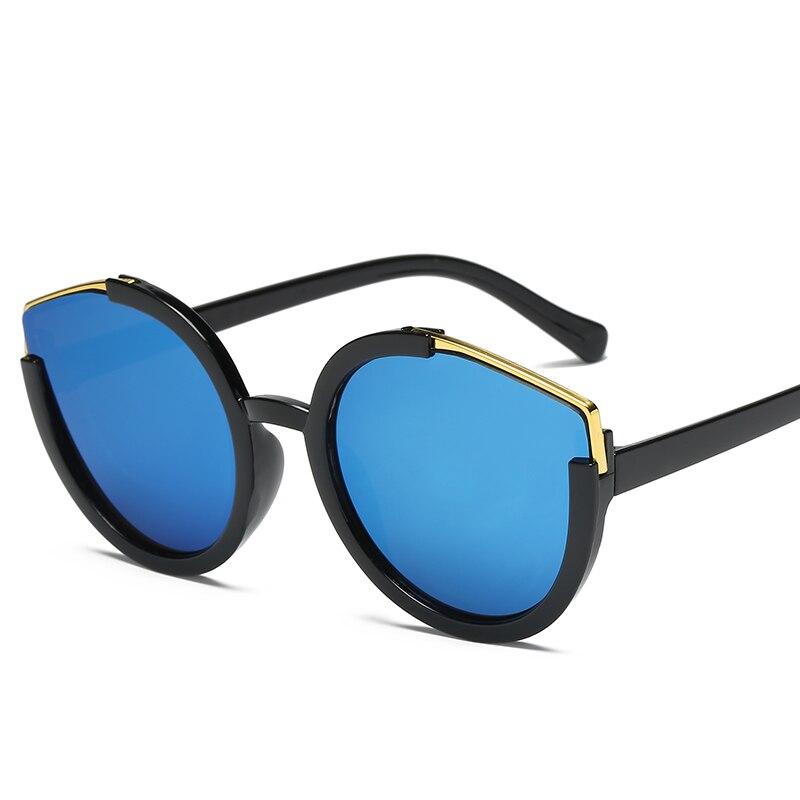 sunglass Luxury Brand sunglases Designer Vintage Cat's Eye Sunglasses Women's Sun glasses Retro Grad
