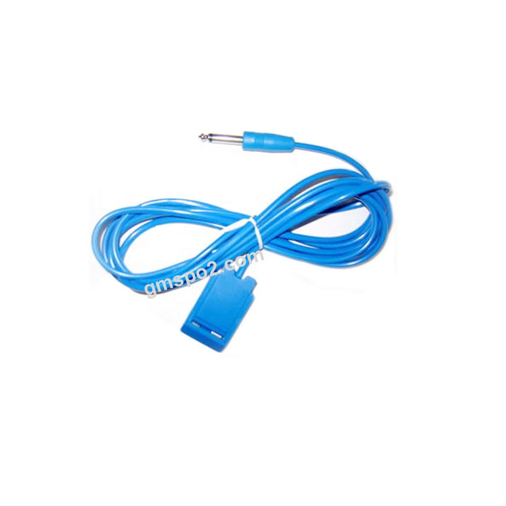 Adapter Cable with 6.3 connector . Connect Monopolar disposable plate and Electrosurgical Unit.2 pcs/bag.