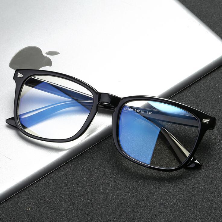 women Anti Blue Light Squre Glasses Frame For Women&Men Clear Lens Spectacle Computer Optical Frames