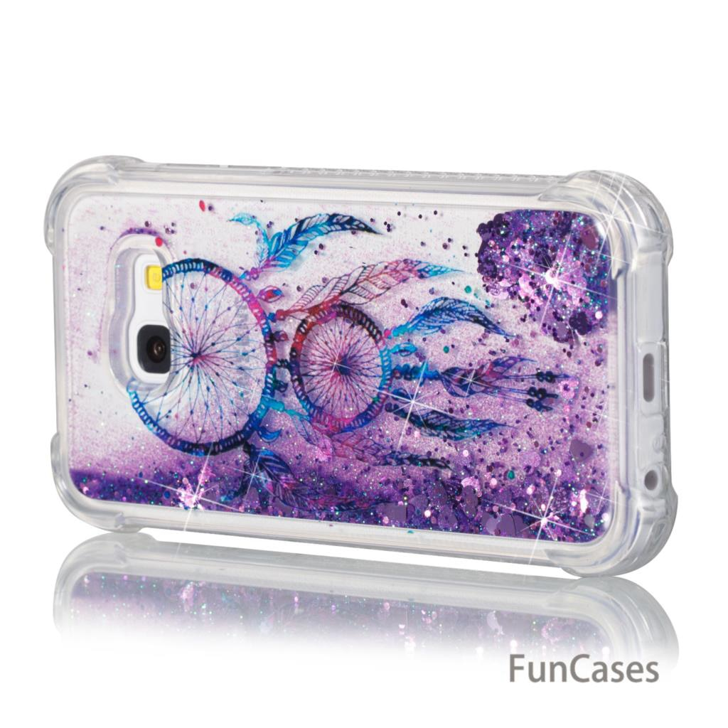 Funda de diamante Rosa estrella para Hoesje Samsung A320 suave TPU funda de teléfono Carcasas Glitter Cep Telefonu funda Samsung Galaxy A3 2017