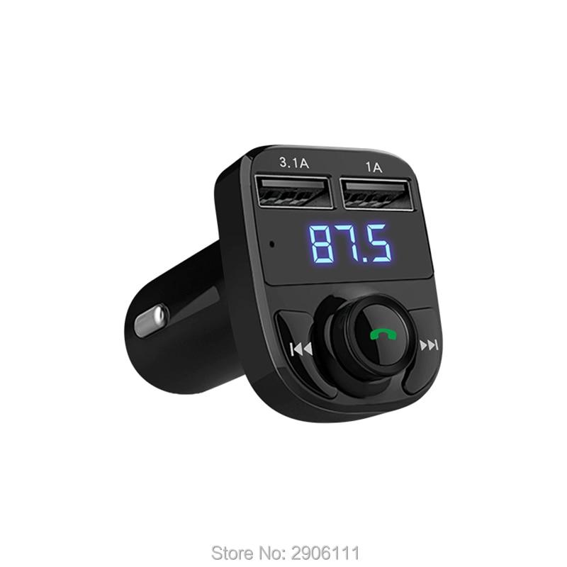 Cargador de interfaz de encendedor de cigarrillos de coche, tarjeta TF, reproductor de conexión Bluetooth para Hyundai elantra ix35 solaris accent i30 ix25 i40