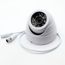AHD TVI CVI CVBS   HD 1080p 4 en 1, 1920*1080, caméra de vidéosurveillance 2mp, dôme dintérieur de sécurité UTC D/N
