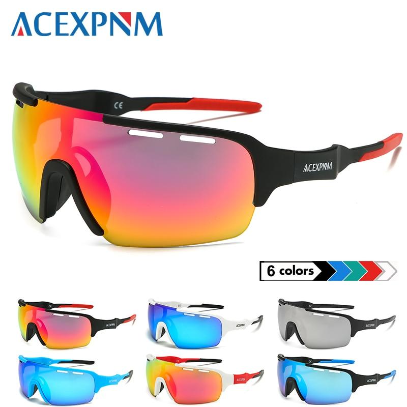 Gafas de ciclismo polarizadas con 4 lentes, gafas de ciclismo para deportes al aire libre, gafas de ciclismo para hombres, gafas de ciclismo de montaña, gafas de ciclismo, envío directo