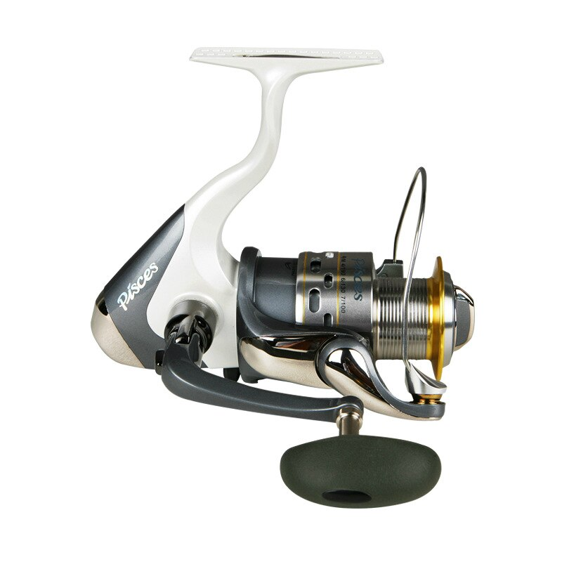 Okuma PSII-800 9BB Spinning Reel Metal Head High Strength Fishing Gear Carp Fishing Wheel Wire Spooler Line Coil Ocean Rod Reel