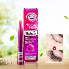 Germany Balea Teint Perfection Eyelash Serum Growth Enhancements Serum for Longer Denser Thicker Looking Eyelashes Lash Boost