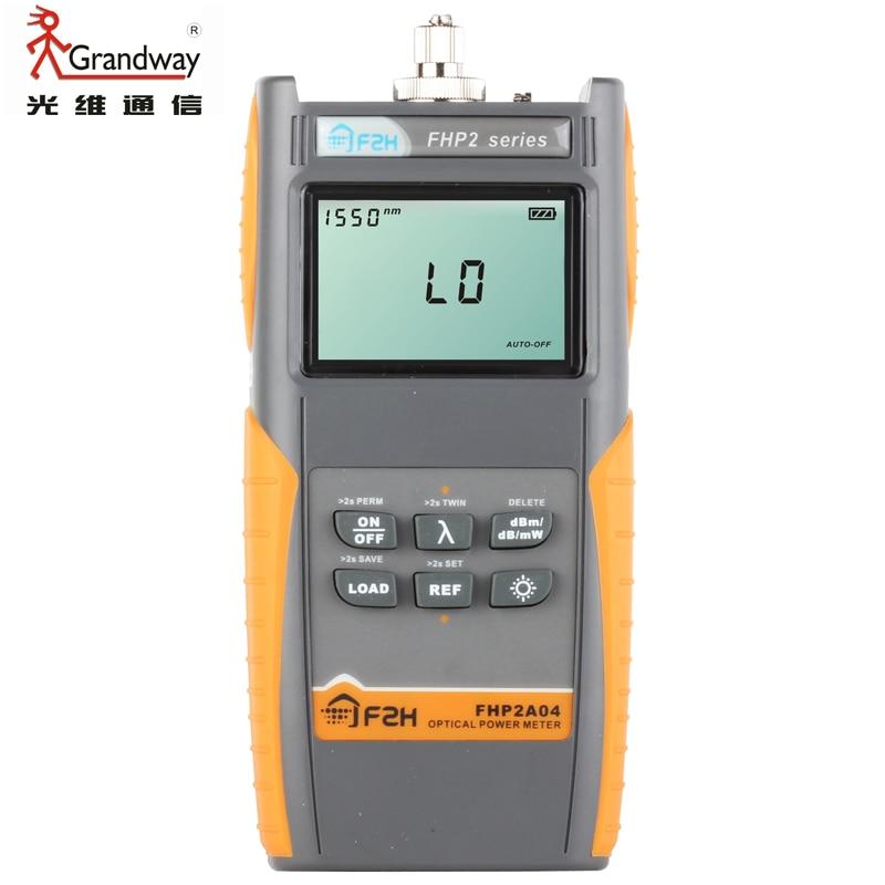 Grandway FHP2B04 авто-волны распознавание волоконно-оптический измеритель мощности