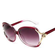 2019 gafas de sol de mujer Vintage gafas con degradado Retro gafas de sol tipo ojo de gato gafas de mujer UV400 cuerno de búfalo gafas de plástico para adultos