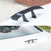 1x Car Spoiler Wings Small Tail Rear Trunk Spoilers For Peugeot 307 206 308 407 207 3008 406 208 508 301 2008 408 5008