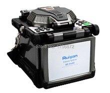 Fibre optique épisseuse Fusion épisseuse Fusionadora de Fibra Optica RY600P cordon de raccordement avec RY-F600 de couperet de Fiber optique