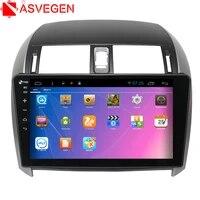 asvegen android octa core vertical screen for toyota corolla 2007 2013 2 din car stereo multimedia pc head unit gps navigation