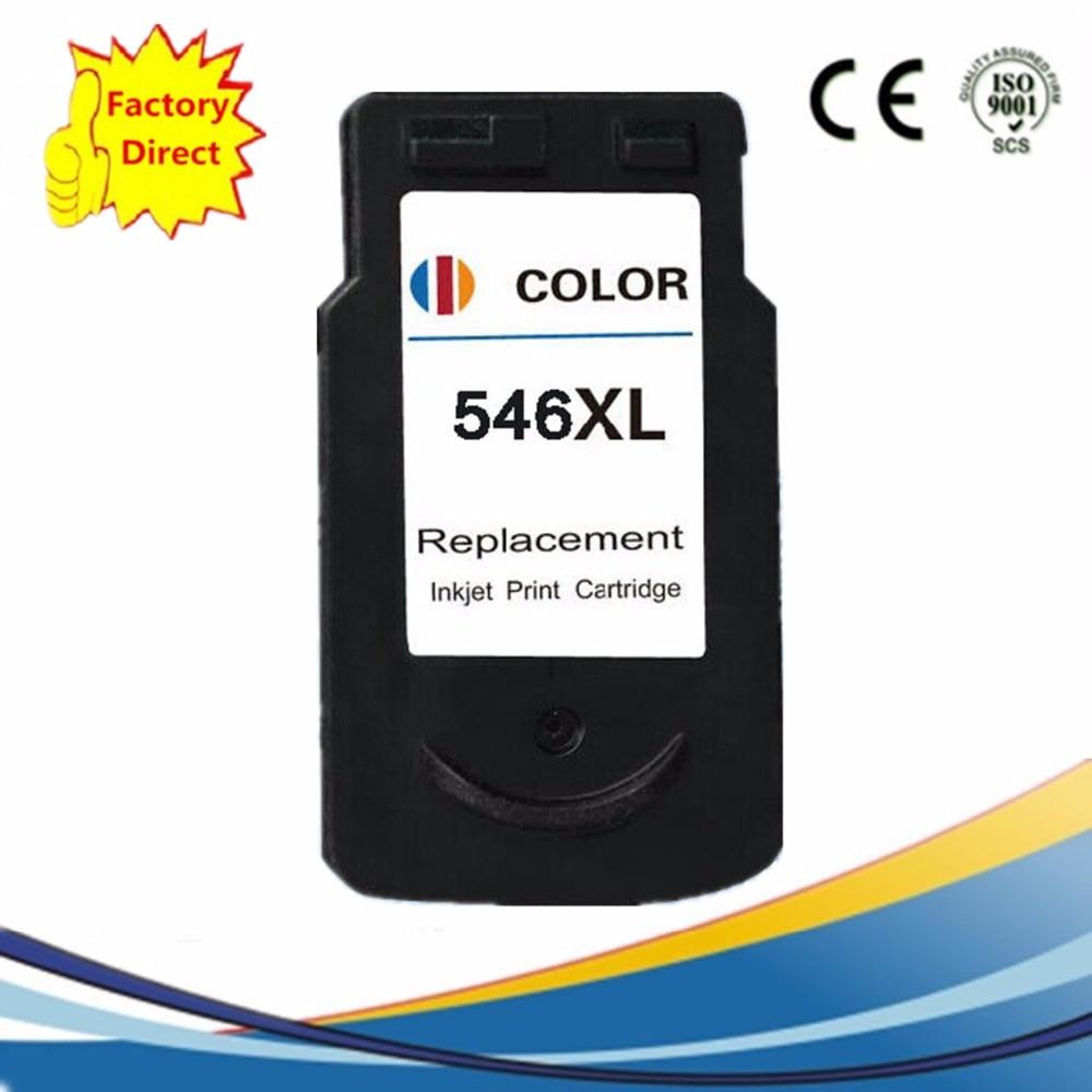 Color CL-546 CL546 CL 546 XL 546XL CL-546XL CL546XL tinta cartuchos Pixma IP 2850 MG 2450, 2455, 2550, 2950