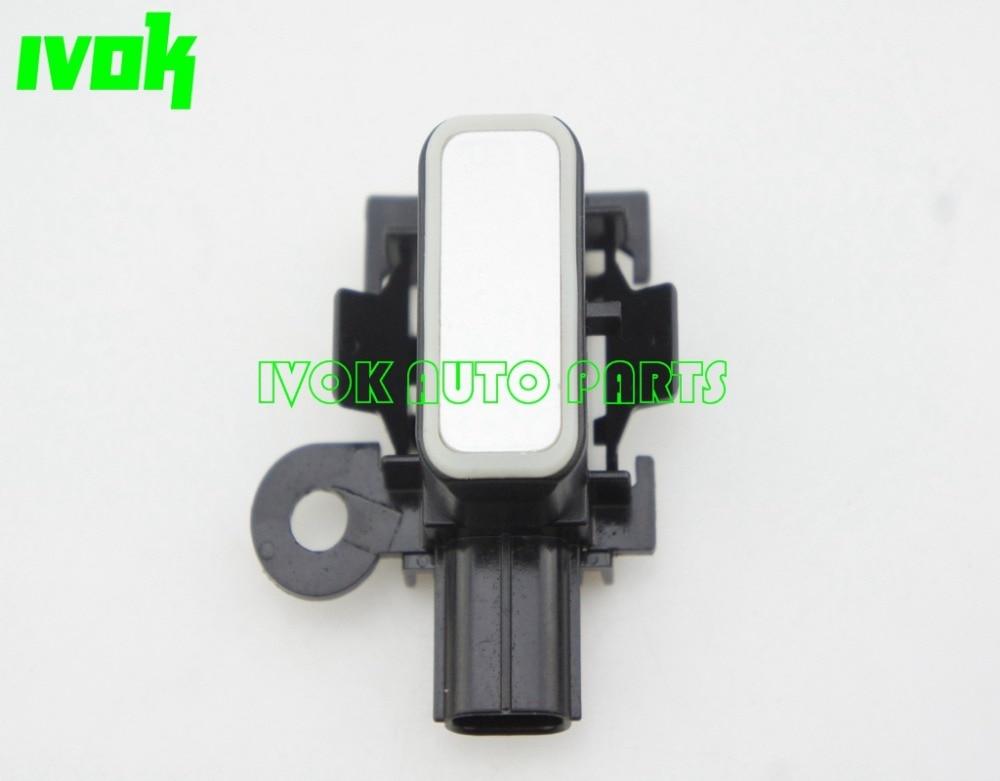 Bumper PDC Sensor de Control De Distancia de Aparcamiento Para Lexus GS300 350 430 450 460 8934144150B2 89341-44150-B2 Premium Silver (1F2)