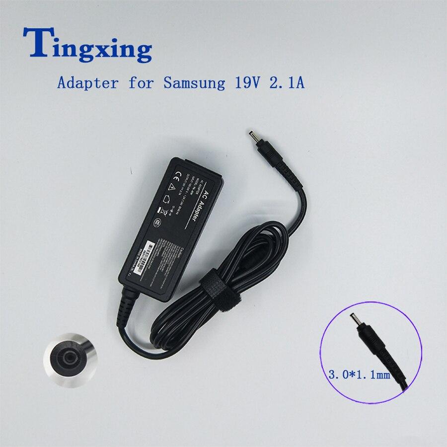 For Samsung N145 N148 N150 N210 N220 N230 N310 N510 Laptop Netbook 19V 2.1A