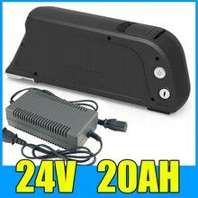 E Bike Down tube 24V 20AH Lithium ion battery For Bafang BBSHD Kits battery