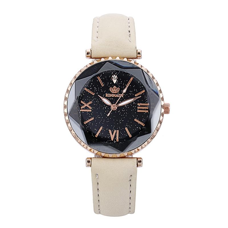Luxury Women Watches Starry Sky Female Clock Quartz Wristwatch Fashion Ladies Wrist Watch reloj muje