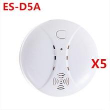 Big discount Wireless Smoke Detector Fire smoke sensor working with Etiger S4 alarm V2 Wifi Secual box Alarm