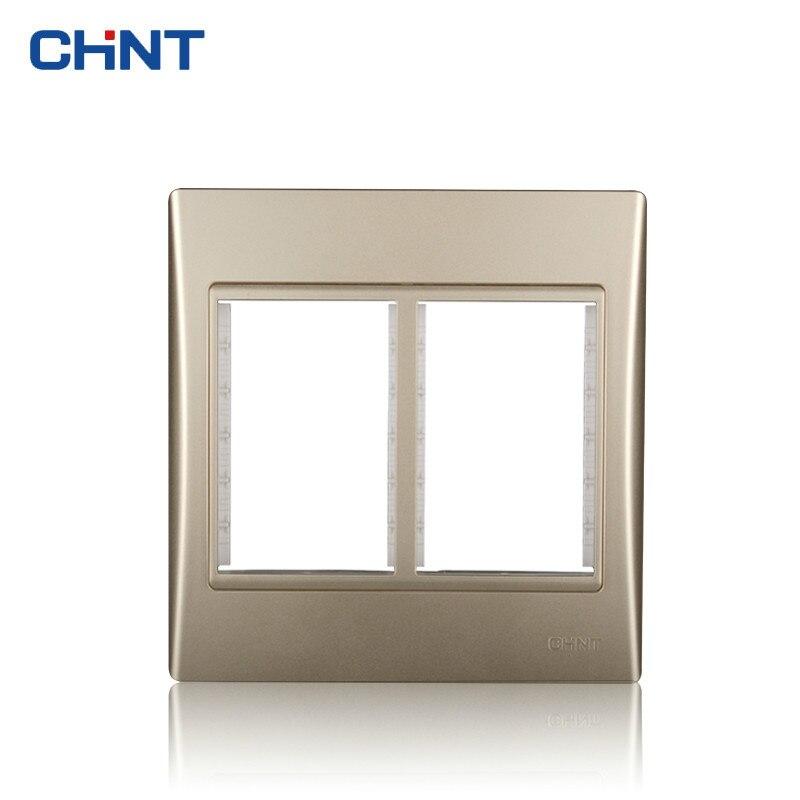 CHINT 120 Type 9L Wall Switch Socket Function Key Six - Way Panel Combination Module Light Plate Switches