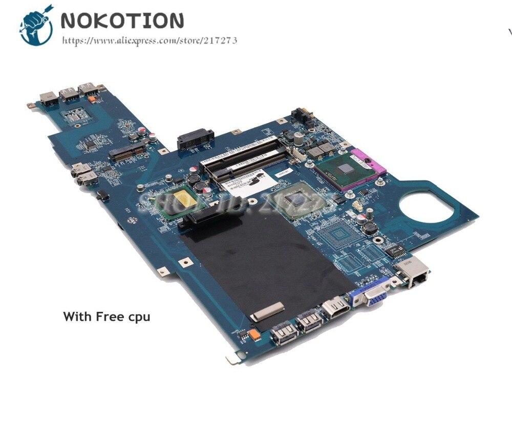 NOKOTION 43N8342 JIWA3 LA-4212P Tablero Principal para Lenovo 3000 G530 placa base de computadora portátil GL40 DDR2 gratis cpu