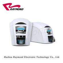 Impresora de tarjetas de identificación Magicard Enduro 3e de un solo lado de plástico PVC, una impresora enduro3e con una cinta de color MA300 YMCKO (película de tinte)